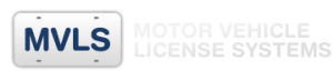 MVLS :: Motor Vehicle License Systems